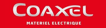 Logo Coaxel matériel électrique