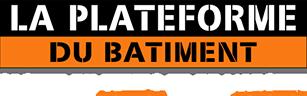 Logo la Plateforme du bâtiment, gagnez du temps et de l'argent